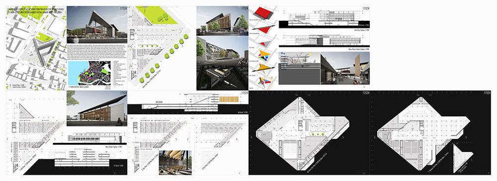 """Çanakkale Belediyesi """"Yeşil"""" Yerel Yönetim ve Kültür Merkezi Binası Yarışması Sonuçları Belli Oldu!"""