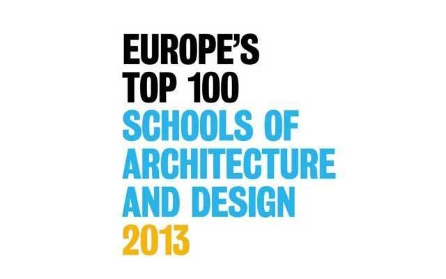 """ODTÜ ve MSGSÜ Domus Dergisinin """"Avrupa'nın En iyi 100 Mimarlık ve Tasarım Okulu 2013"""" Rehberinde"""