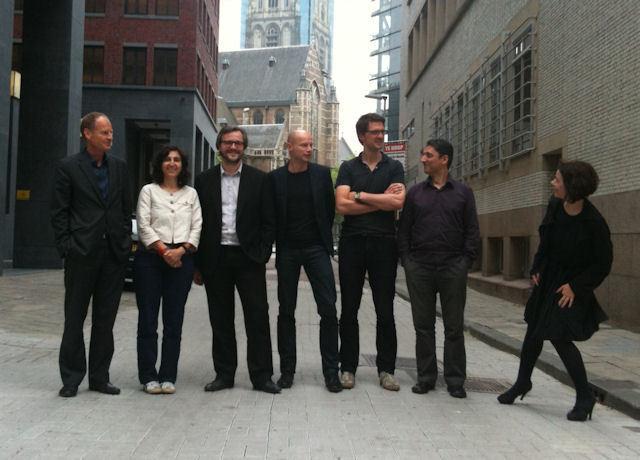 İstanbul'un Talanına Bir Tepki de 5. Rotterdam Mimarlık Bienali Küratörlerinden