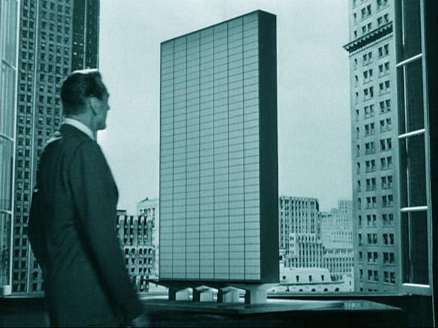 Frank Lloyd Wright, Ayn Rand'ın Teklifini Reddetmişti