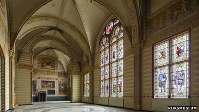 Rijksmuseum Nihayet Açılıyor