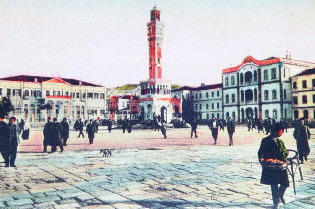 İzmir'in 10 Ciltlik Bilgi Deposu
