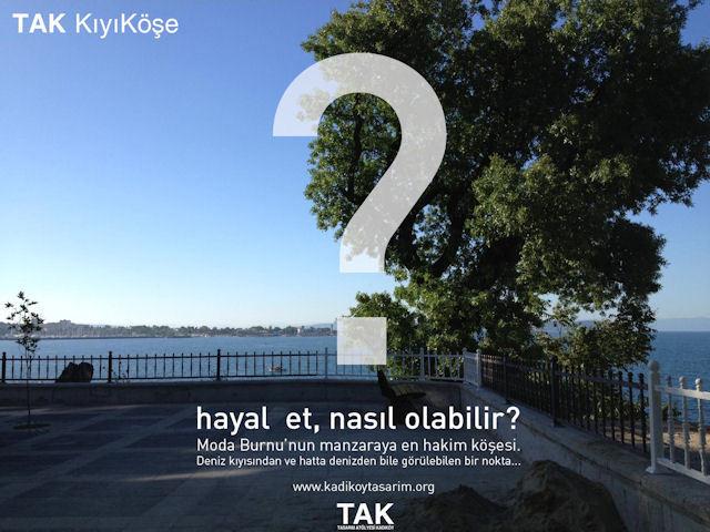 Kadıköy'ün Kıyı ve Köşeleri Tasarımlarınızı Bekliyor