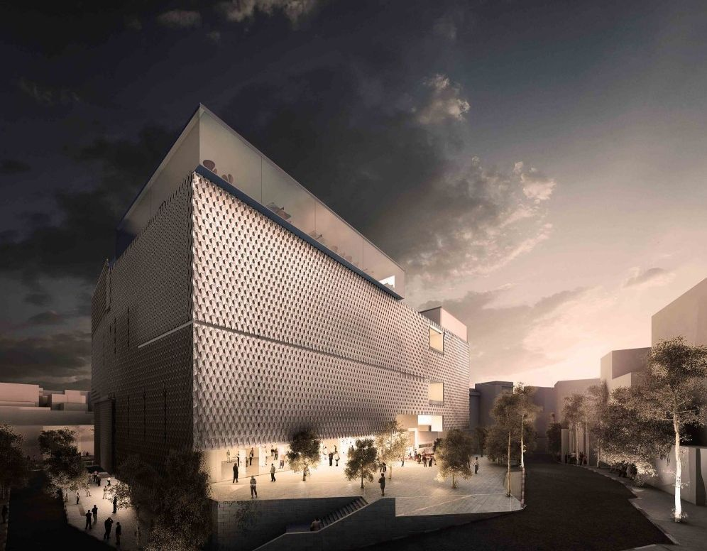 Koç Çağdaş Sanat Müzesi Grimshaw Architects'e Emanet