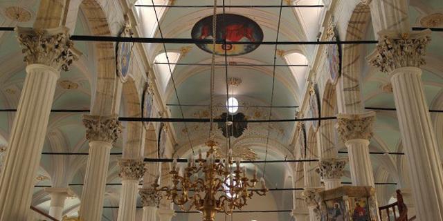 Taksiyarhis Kilisesi Açılırken