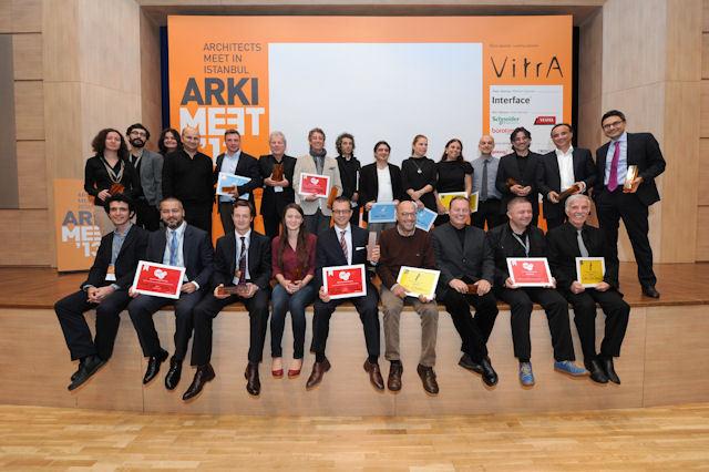 Arkitera Ödülleri ARKIMEET 2013'te Sahiplerini Buldu