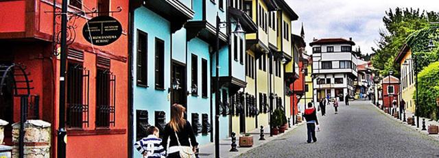 Tarihi Odunpazarı Evlerine 4 Milyon Turist Bekleniyor