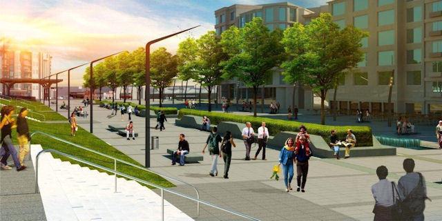 Şehrin En Önemli Meydanı Böyle mi Tasarlanmalı?