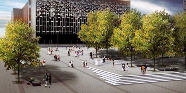 Taksim Meydanı'nın Yeni Görselleri Ortaya Çıktı