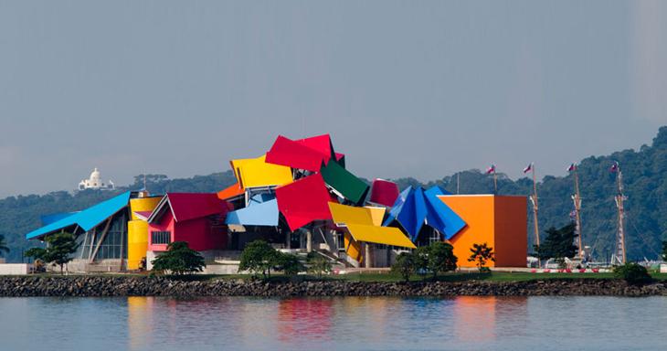 Frank Gehry'den Panama için Biomuseo