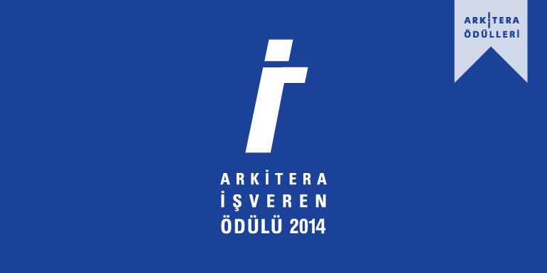 Arkitera İşveren Ödülü 2014