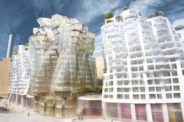 Frank Gehry ve Foster & Partners'dan Ortak Proje