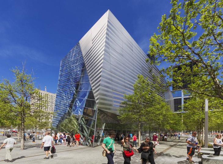 Dünya Ticaret Merkezi Anma Müzesi Tamamlandı