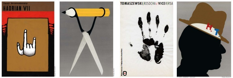 Polonya'da Yüzyıllık Afiş Tasarımı