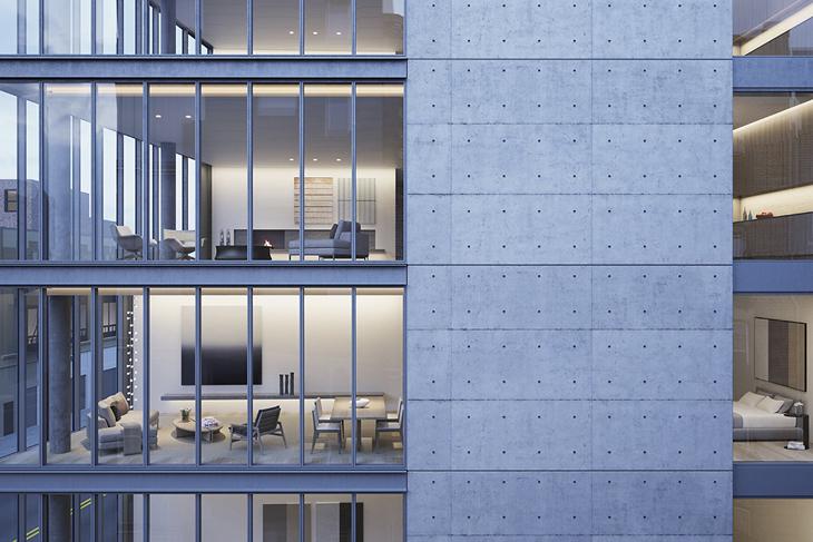 New York'a Hoşgeldin Tadao Ando