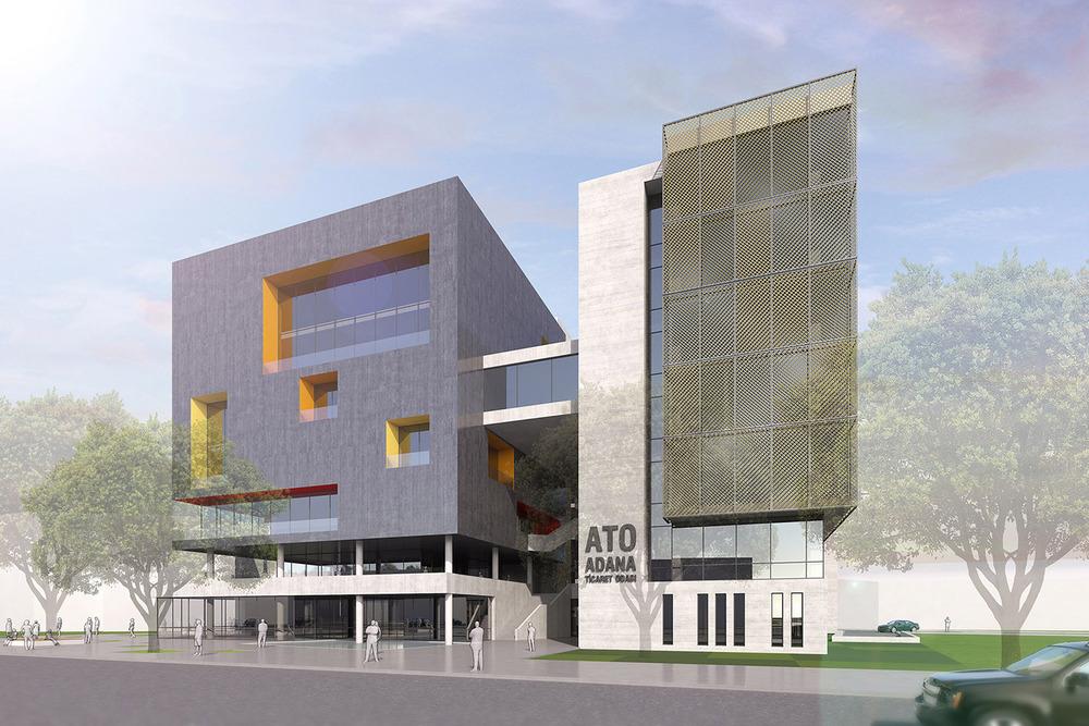 Adana Ticaret Odası Hizmet Binası Ulusal Mimari Proje Yarışması Sonuçlandı