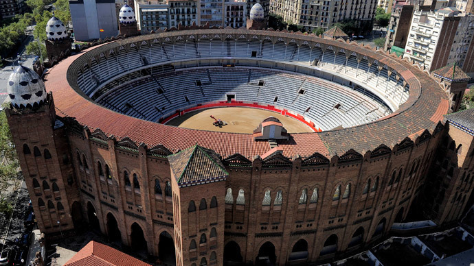 Barselona'da Tarihi Arena Camiye Dönüşüyor
