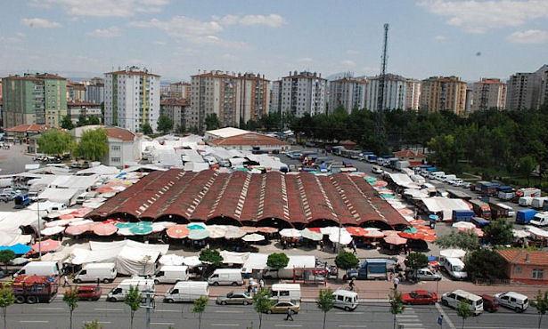 Bel-Sin Kapalı Semt Pazar Yeri ve Sosyal Yaşam Proje Yarışması Sonuçlandı