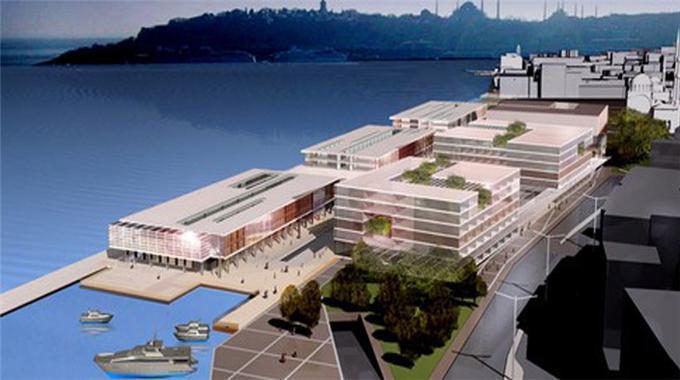 Park Orman ve Galataport Projeleri 2015'te Başlıyor