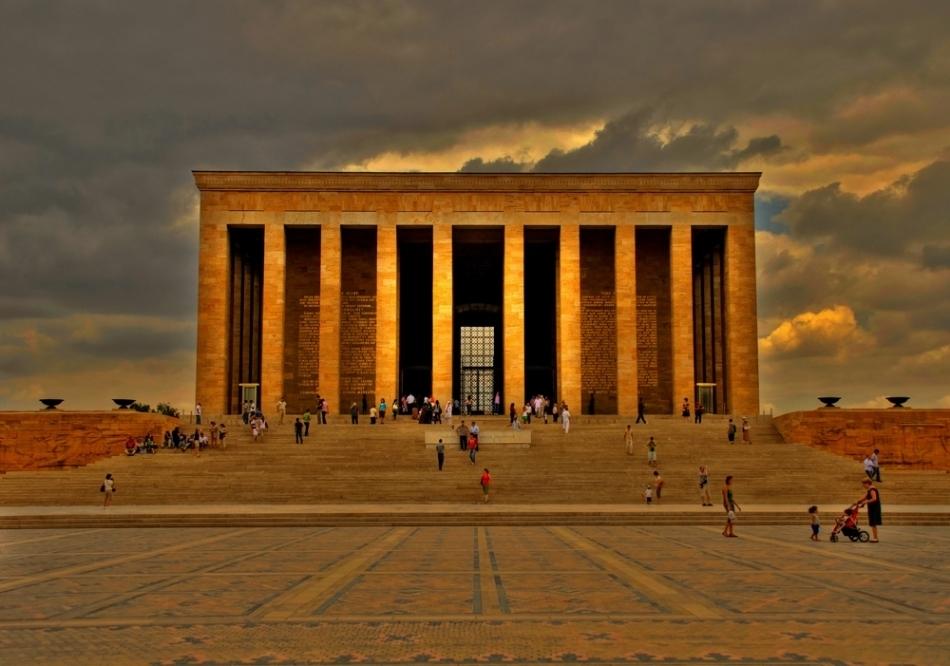 Anıtkabir'de, Plan Değişikliği İle Yapılaşma Arttırılıyor
