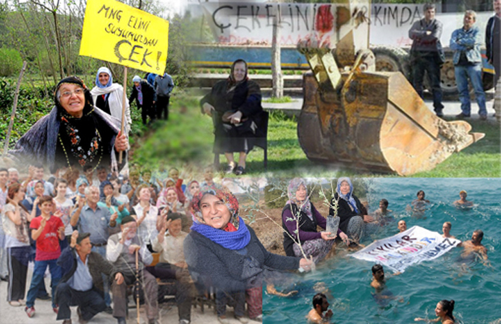 2014'ün Kent / Ekoloji Direnişi