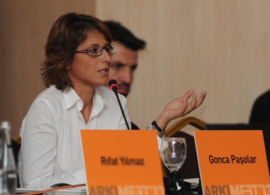 Yılın Kadın Mimarı Ödülü için Türkiye'den Gonca Paşolar Finalistler Arasında