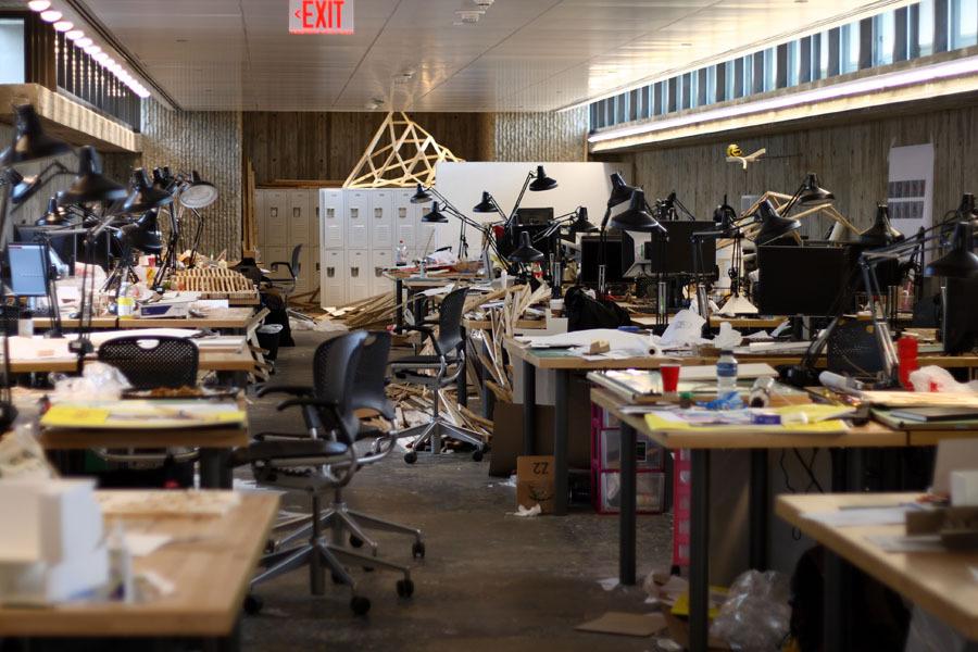 İngiltere'de Mimarlık Okulları Öğrencileri İş Hayatına Hazırlama Konusunda Sınıfta Kaldı