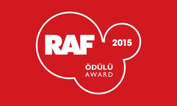 RAF Yapı Malzemesi Ödülü 2015