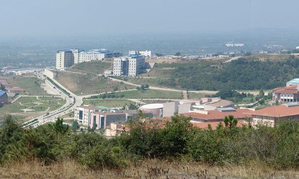 Düzce Üniversitesi Gelişim Planı Kentsel Tasarım Yarışması Sonuçlandı