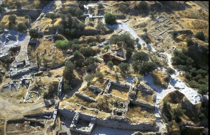 Troya'dan Günümüze Çanakkale Bölgesi'nde Yerleşim Sistemi ve Malzeme