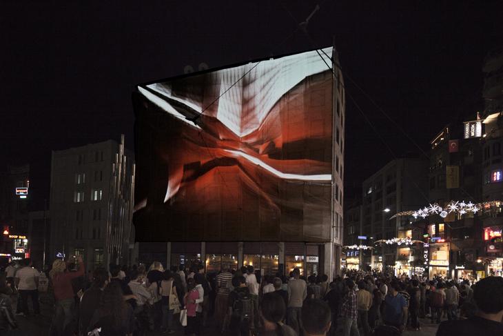 Alper Derinboğaz'ın Aktif Strüktürler Projesine Architizer Ödülü