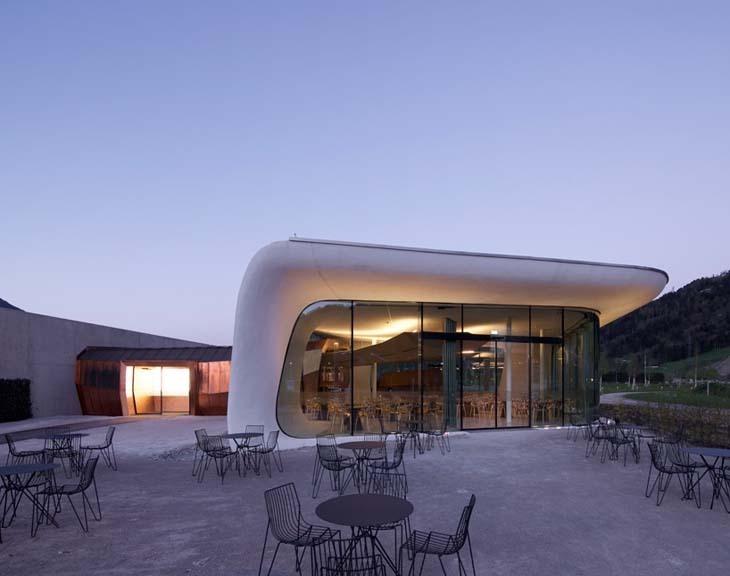 Swarovski Müzesi 120. Yılını Snøhetta Tasarımı Yapısıyla Kutluyor