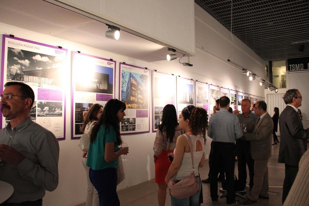 Mimarlık Yıllığı Ankara'da