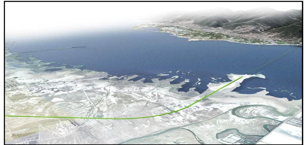 İzmir Körfez Geçiş Köprüsü Projesi Görücüye Çıktı