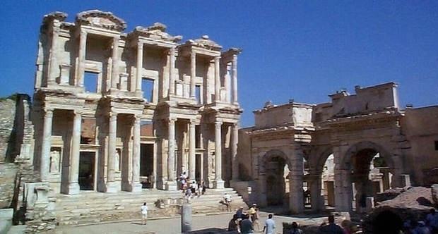 Efes, UNESCO Dünya Mirası Listesi'ne Girdi