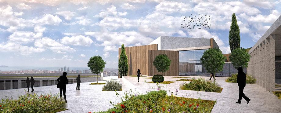 Gülsuyu Cemevi Ulusal Mimari Proje Yarışması Sonuçlandı