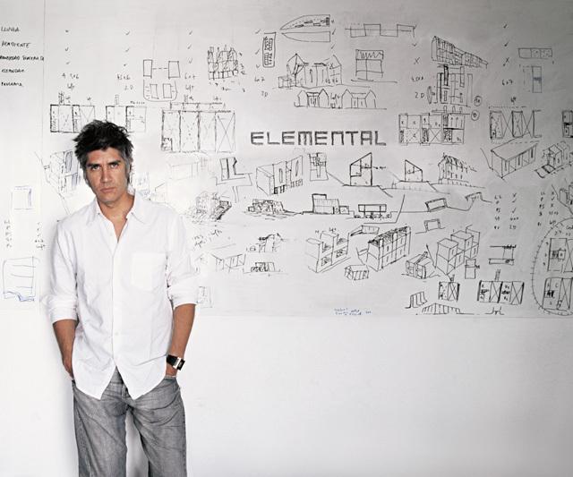 15. Venedik Mimarlık Bienali'nin Küratörü Alejandro Aravena Oldu