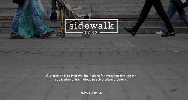 Google'dan Şehir Teknolojileri için Yeni Proje