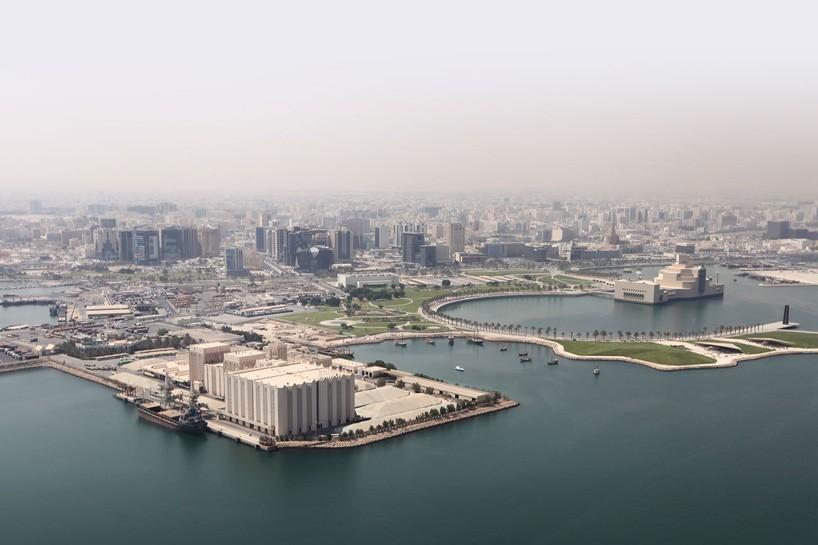 EAA, Katar'daki Kültür Kompleksi Yarışması için Seçilen 26 Ekip Arasında