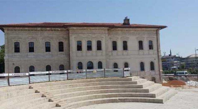 Sivas Kongre Binasında Restorasyon Krizi