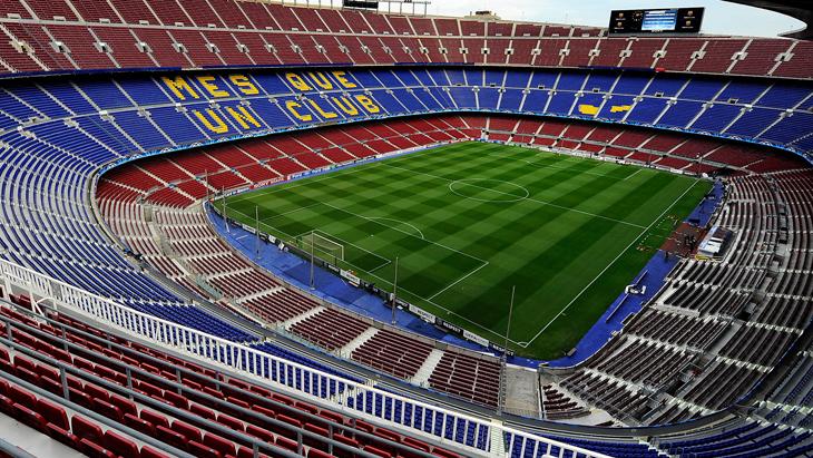 FC Barcelona'nın Stadyumunu Yenilemek için Yarışacak Ekipler Belli Oldu