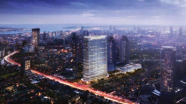 İstanbul'da Yeni Bir Norman Foster Binası