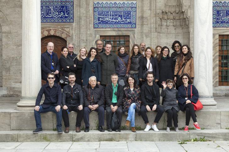 İngiliz Mimarlar Mimar Sinan'ı Keşfediyor