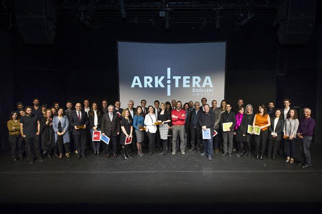 Arkitera Ödülleri 2015 Sahiplerini Buldu