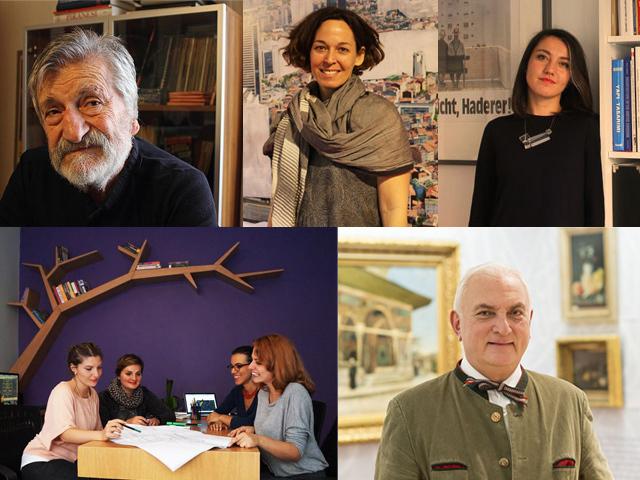 2015'te Arkitera.com'da En Çok Okunan Söyleşiler