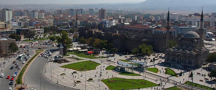 Kayseri'de 1 Milyar Dolarlık Proje İçin Halk Oylaması