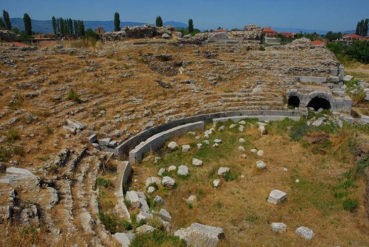 1900 Yıllık İznik Antik Roma Tiyatrosu Ziyarete Açılıyor