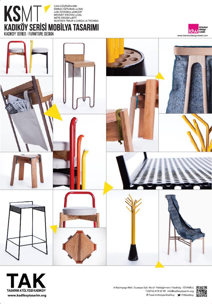TAK Tasarımcıları Kadıköy için Tasarladı