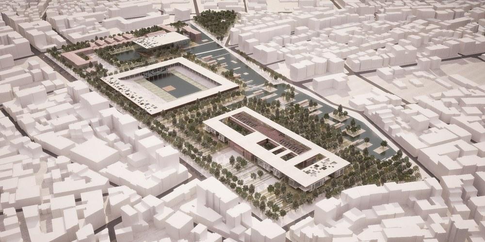 Katılımcı, Taşınacak Olan Eskişehir Atatürk Stadyumu Alanında Yeni Fikirler Yarışması (A Kategorisi)