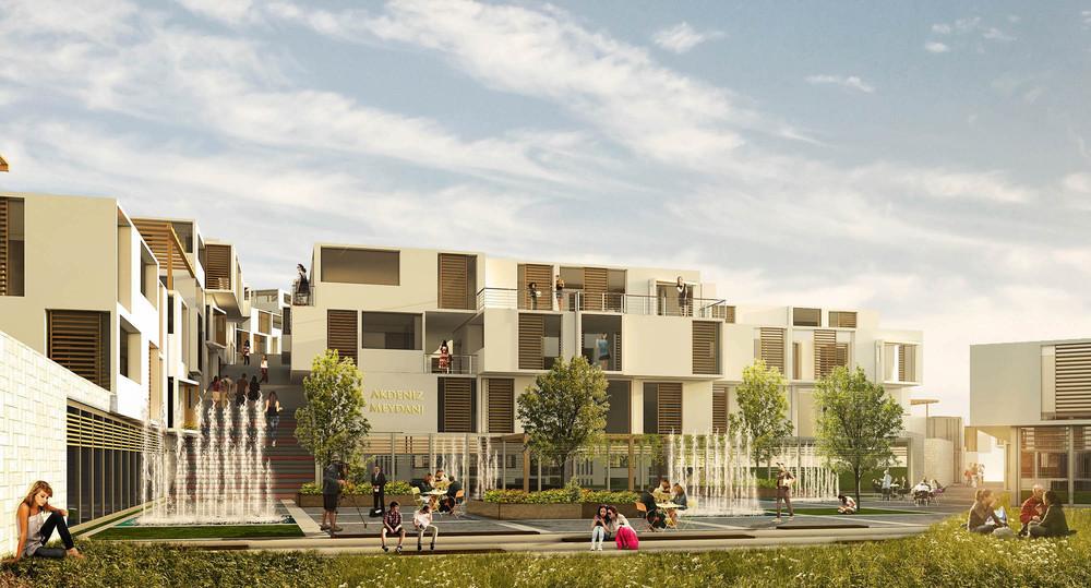 2. Ödül, 7 İklim 7 Bölge Ulusal Mimari Proje Yarışması (Akdeniz Bölgesi)